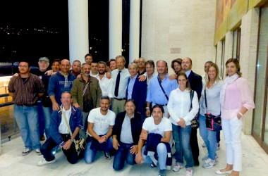 Siglato accordo Mostra d'Oltremare – New Edenlandia srl – dichiarazioni Andrea Rea