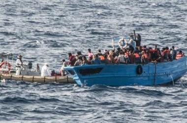 Serata evento in ricordo delle vittime della strage di Lampedusa del 3 ottobre 2013.