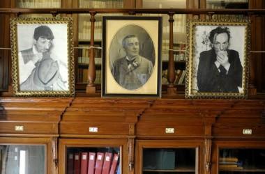 """Tra le carte di Eduardo"" alla Biblioteca nazionale"