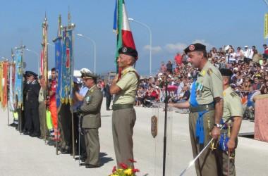 Capua – Al Comando del 17° Rav Acqui, Di Serafino subentra a Ramundo