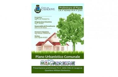 Presentazione preliminare del P.U.C. (Piano Urbanistico Comunale)
