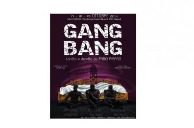 """Domani parte il secondo spettacolo di A(s)soli GIovani: """"Gang Bang"""" di Fabio Pisano, da Chuck Palahniuk"""