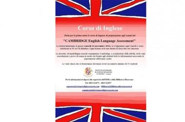 Caserta – Corso di inglese