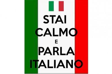La Lingua Italiana nel Mondo non è da sottovalutare