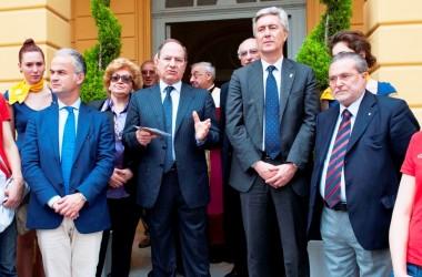 Trofeo Coni, martedì presentazione del programma al comune di Caserta