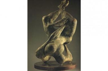 Grande retrospettiva dedicata allo scultore Luciano Minguzzi presso la Galleria Maurizio Nobile e ad Artefiera 20/1-28/02.