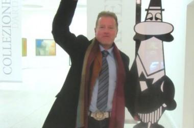 L'artista casertano Scarpati trionfa a Innsbruck in Austria