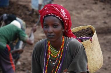 OXFAM con le donne per vincere la fame