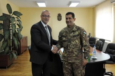 KFOR PAO – Il Generale Figliuolo incontra il Sindaco di Mitrovica Nord