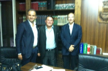 Cancello ed Arnone – Conferimento cittadinanza onoraria al Prof. Giancarlo Bova
