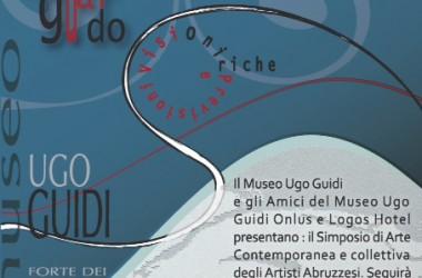 """""""Amici del Museo Ugo Guidi – Onlus""""  presentano il  SIMPOSIO DI ARTE CONTEMPORANEA  """" Oltre Lo Sguardo  Visioni e previsioni oniriche""""."""