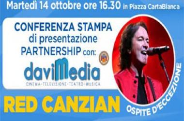 Presentazione partnership Davimedia.