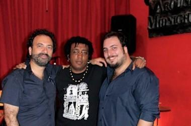 Giovedì 9 Ottobre alle ore 21.30 concerto e jam session all'Invidia Lounge di Pompei con l'International Organ Trio De Paula – De Lorenzo – Busanca.