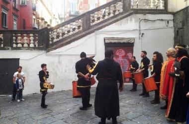 Festa di san Francesco 2014; il Centro Antico si riveste di Storia.