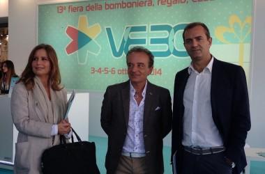 """Al Vebo prima uscita tra la gente per Luigi de Magistris che si definisce il """"sindaco sospeso e liberato"""" di Napoli."""
