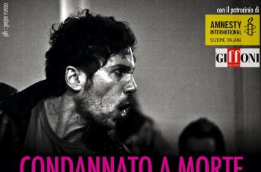"""""""Condannato a morte. The punk version"""" di Davide Sacco da Victor Hugo."""