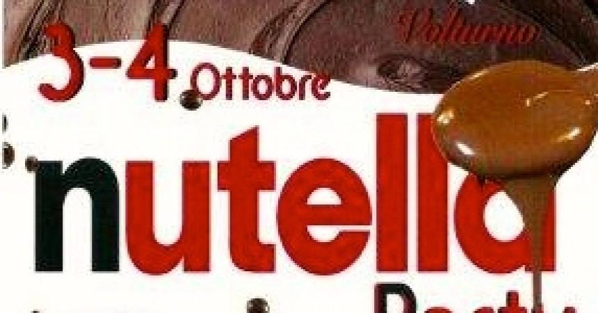 Nutella Party alla Caffetteria Volturno.