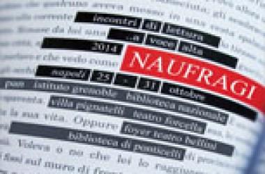 Conferenza Stampa di presentazione della VIII Edizione  degli Incontri di lettura… a voce alta  sul tema Naufragi.