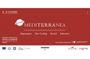 Invito – Conferenza stampa fiera Mediterranea – Food & Beverage Style.
