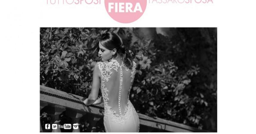 """ec96445aae7f Dopo Fiera TUTTOSPOSI  Pinella Passaro Fashion Show """"Polvere di Stelle"""""""