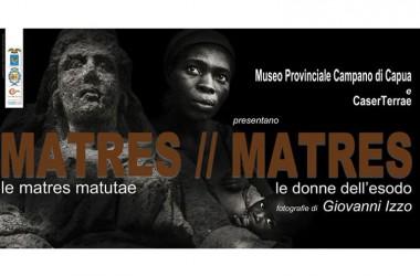 Capua: Matres/Matres del Maestro Izzo