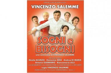 Metti una sera a Teatro con Vincenzo Salemme…