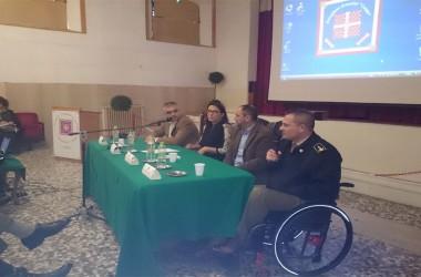 IL Ten. Col. Gianfranco Paglia a Spoleto per la tavola rotonda l'Esercito Italiano uno strumento di pace