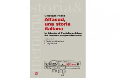 Presentazione del libro: Alfasud, una storia italiana