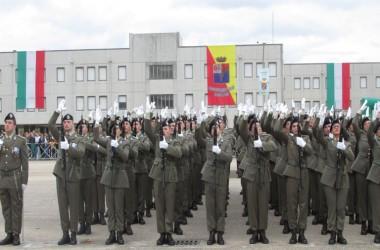 Capua: Ottocentoquarantasette volontari in FP1 hanno giurato