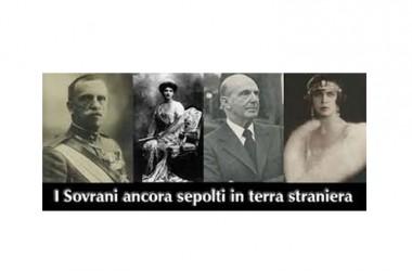 I Monarchici del CMI discriminati, chiedono la sepoltura di tutti i Sovrani al Pantheon di Roma.