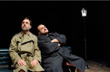 Giovedì 4 dicembre 2014, Teatro Elicantropo di Napoli Sigmund & Carlo di Niko Mucci