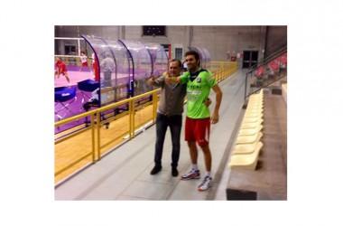 Enrico Libraro, da quest'oggi, è un giocatore della Exton Volleyball Aversa