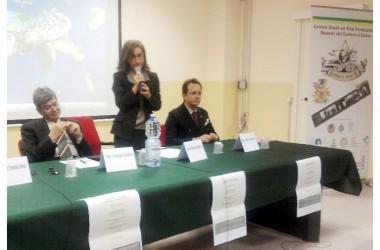 Il questore  Giuseppe Gualtieri  incontra gli studenti  del  liceo Nino Cortese di Maddaloni