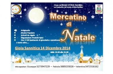 Mercatino di Natale a Gioia Sannitica, il 14 dicembre la seconda edizione