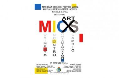 MICS Mostra collettiva d'arte contemporanea – Trani, Palazzo Palmieri: 7/14 dicembre 2014