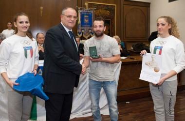Coni: passerella per trenta campioni italiani, europei e mondiali