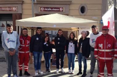 Maratona Telethon, a Recale in campo c'era la Croce rossa italiana