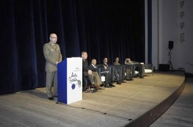 Presentato ad Avellino il Calendesercito 2015, presente il Ten.Col. Gianfranco Paglia
