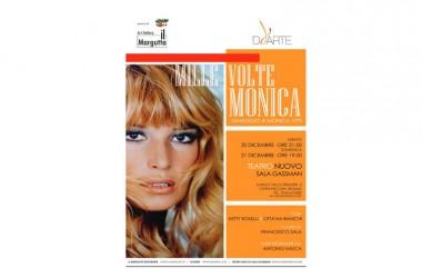 """Teatro, """"Mille volte Monica"""": a Civitavecchia l'omaggio teatrale alla grande attrice romana a 60 anni dall'esordio"""