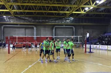 La nona giornata del girone C del campionato di serie B1 vede trionfare la squadra del presidente Di Meo vittoriosa 3-1
