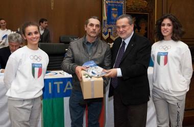 Caserta, Premi Coni 2014, anche l'equitazione nel firmamento dello sport casertano