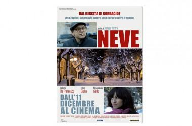 Stefano Incerti e Roberto De Francesco  presentano 'Neve' al Duel Village