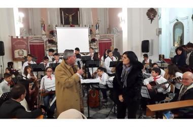 """Capodrise, le note degli studenti della """"Gaglione"""" incantano la chiesa di Sant'Andrea"""