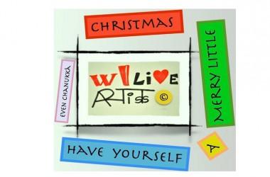 """Il miracolo di Natale&Chanukkà. La grande sfida dei """"wi LIVE ARTISTS"""""""