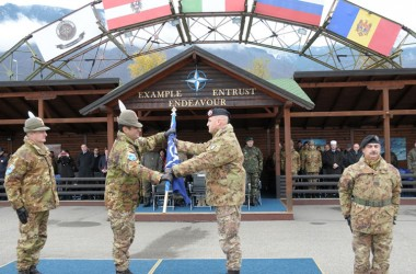 KOSOVO: cambio al vertice del Multinational Battle Group – West