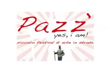 Paz' – piccolo festival di arte in strada – da sabato 20 dicembre al Decumano del Mare