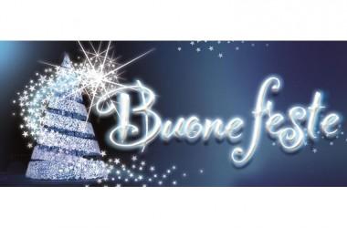 Auguri di Buone Feste a tutti Voi!