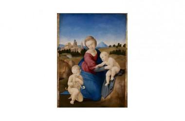 Raffaello. La Madonna Esterházy a cura di Stefano Zuffi
