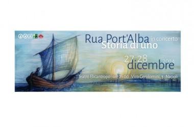 Rua Port'Alba presentano Storia di uno al Teatro Elicantropo di Napoli dal 27 al 28 dicembre