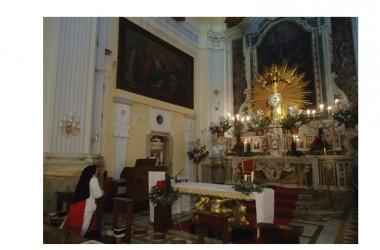 Festa dell'Epifania alle Suore di Clausura